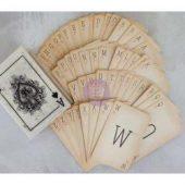 Prima Alphabet cards 52