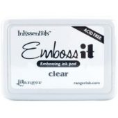 Ranger Emboss-It Ink Pad Clear