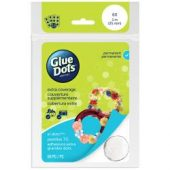 "Glue Dots 1"" XL Dot Sheets"