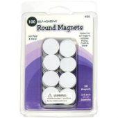 Round Magnets 100/Pkg