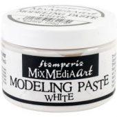 Stamperia Modeling Paste 150ml-White