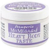 Stamperia Heavy Body Paste 150ml-White