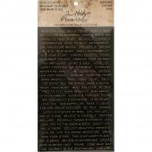 Quotations Black W/Gold & White W/Gold -TH93559