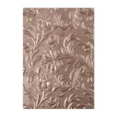 Sizzix 3-D Embossing Folder - Leaf  - 662716