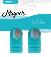 Studio Light - 2 magnets for Stamping platform