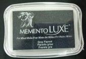 Memento Inkpad De Luxe Gray Flannel