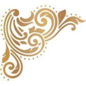 Couture Creations Gentlemans Emporium Mini Hotfoil Stamp