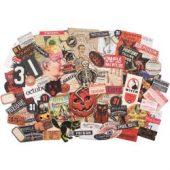 Halloween - Idea-Ology Ephemera Pack 82/Pkg