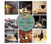 Dixi Craft Dixie Toppers Wine