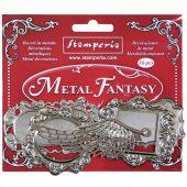Metal fantasy selection Plaquette