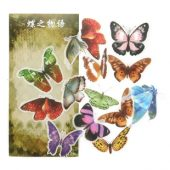 Deco Stickers Mixed Butterfly Animal
