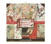 Stamperia Oriental Garden - 12 x 12