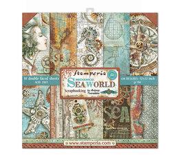 Stamperia - Sea World  - 12x12 Inch