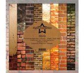 Dixi Craft - Bricks - 12x12