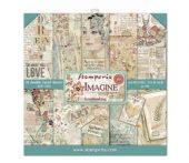 Stamperia - Imagine - 12x12