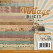 Vintage Objects- Yvonne Creations Paper Pack
