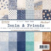 Denim & Friends 6 x 6
