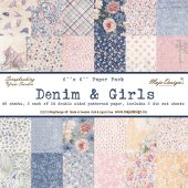 Denim & Girls 6 x 6 - Maja Design