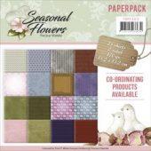 Seasonal Flowers- Find It Trading - 6 x 6