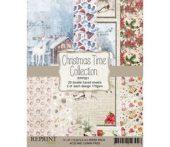Reprint - Christmas Time  - 6x6