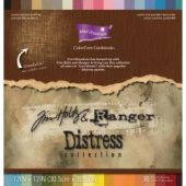"Core'dinations Tim Holtz Distress Cardstock 12""X12"""