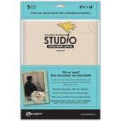 Studio Sticky-Back Canvas 5/Pkg