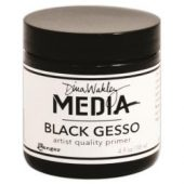 Ranger - Dina Wakley Media Mediums - Black Gesso