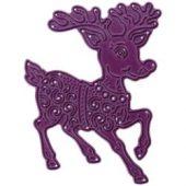 Reindeer Fun - Cheery Lynn Designs Die