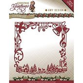 Christmas Greetings - Find It Trading Amy Design Die