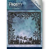 Frosty Frame, Frosty Ornaments