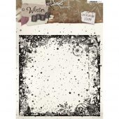 Studio Light Winter Days Background Stamp