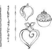 Dangling Ornaments - Julekuler