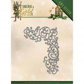 Snowflake Frame, Traditional Christmas