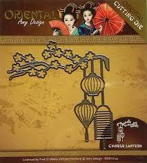Chinese Lantern, Oriental