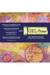 """Gel Press  Rund 8"""""""