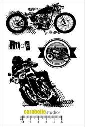 Un ride à motos