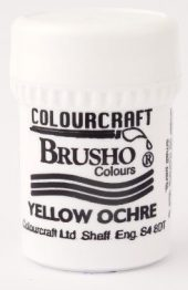 Brusho Small Size Colours 15g