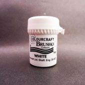 Brusho - White