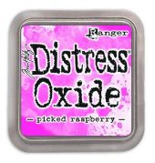 Ranger Distress Oxide - picked raspberry