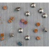 Mini Hardware - Finnabair Mechanicals Metal Embellishments