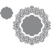 Magnolia Doily - Couture Creations Magnolia Lane Die
