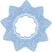 Doily Star -