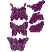Small Exotic Butterflies W/ Angel Wings