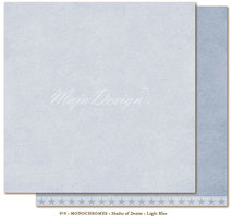 Monochromes - Shades of Denim - Light Blue