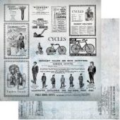 Gentlemans Emporium Double-Sided Paper #11