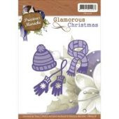 Winter Wear - Find It Trading Precious Marieke Glamorous Christmas Die
