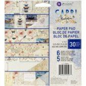 """Prima - Capri - Paper Pad 6 x 6"""""""