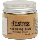 Tim Holtz - Distress Embossing Glaze - Antique Linen