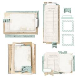 49 and Market - Vintage Artistry Colors - Sky - Die Cuts