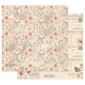 Arco Naturale - Prima - Capri Collection - 12 x 12 Double Sided Paper with Foil Accents